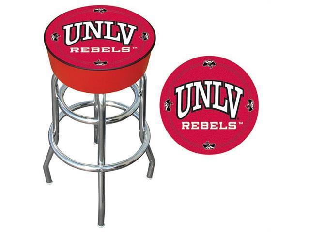 Trademark Commerce LRG1000-UNLV UNLV Padded Bar Stool