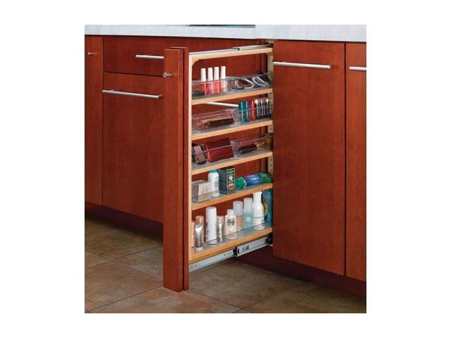 Rev-A-Shelf RS432.VF26.3 3 in. W x 26 in. H Vanity Filler Pullout