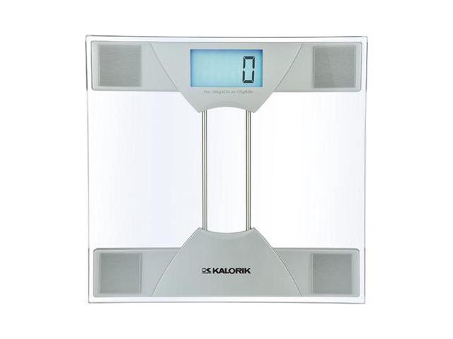 Team Appliances EBS 33086 Kalorik Electronic Bathroom Scale