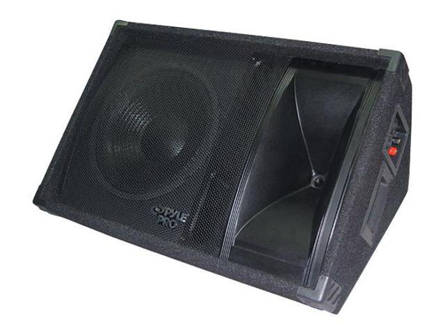 PylePro PASC15 800 Watt 15 in. Two-Way Stage Monitor Speaker System