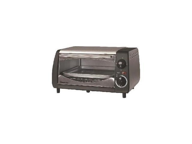 Magic Chef MCSTO4ST 4-Slice Toaster Oven