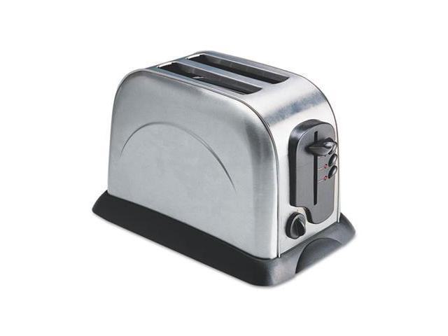 Ogf OG8073 2-Slice Toaster with Adjustable Slot Width, Stainless Steel