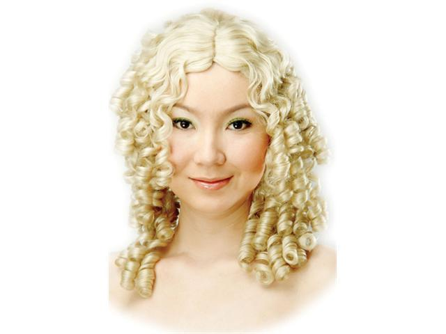 Dress Up America 259 Blond Ringletts Wig