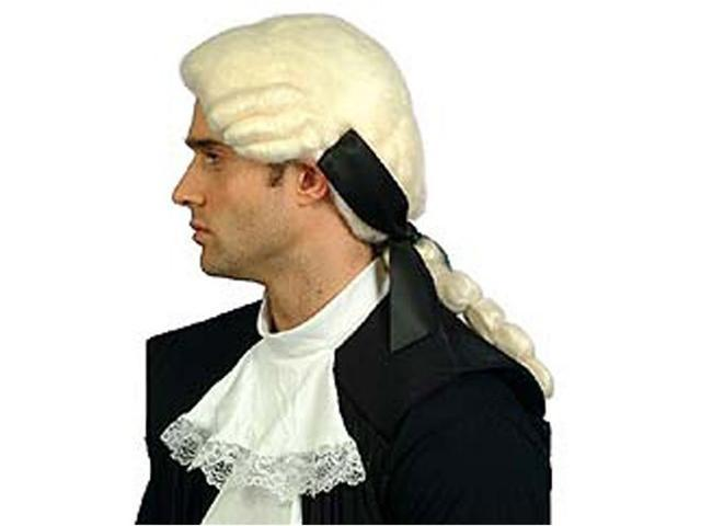 Dress Up America 260 Colonial Wig