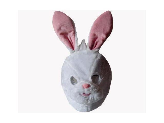 Dress Up America 606 Plush Bunny Mask