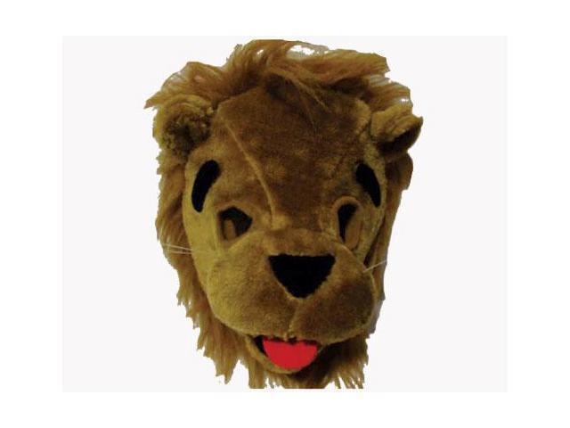 Dress Up America 610 Plush Lion Mask