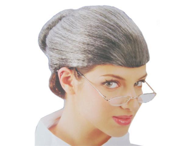 Dress Up America 316 Granny Wig