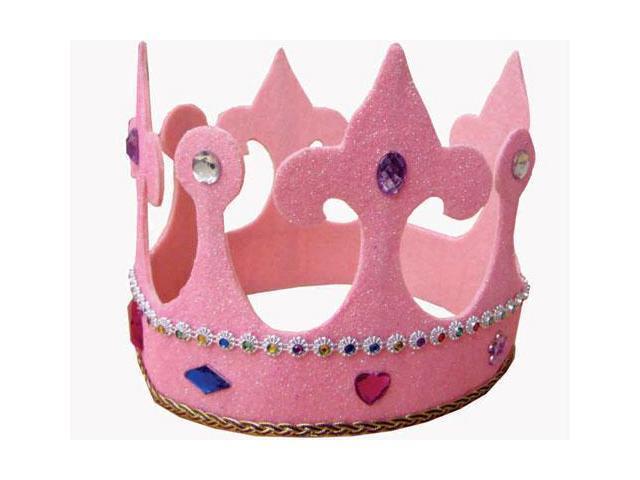 Dress Up America 646 Princess High Crown - Size Kids