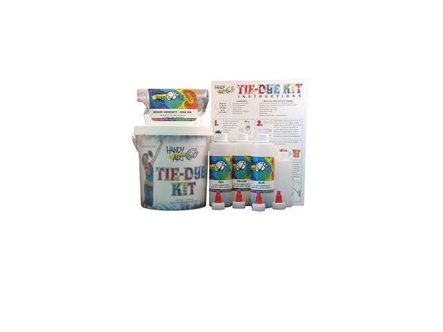 Rock Paint / Handy Art RPC888888 Handy Art Tie Dye Kit