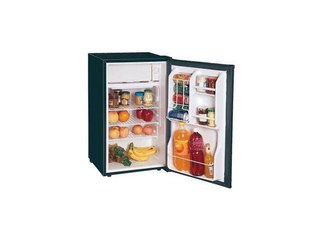 Magic Chef MCBR360B 3.6 CUBIC-FT Refrigerator - Black