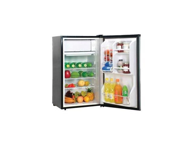 Magic Chef MCBR360S 3.6 CUBIC-FT Refrigerator - Stainless