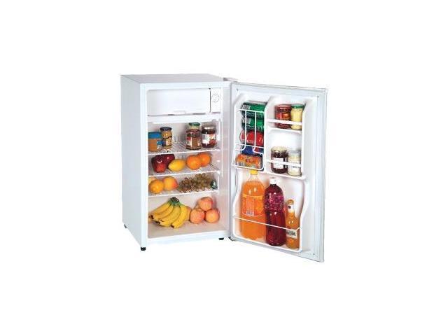 Magic Chef MCBR360W 3.6 CUBIC-FT Refrigerator - White