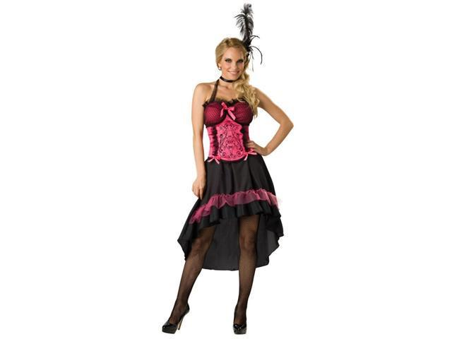 Costumes For All Occasions Ic15011Xxxl Saloon Gal 3X