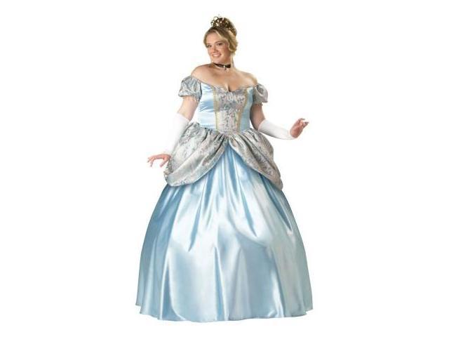 Costumes For All Occasions Ic5024Xxl Enchanting Princess 2Xl