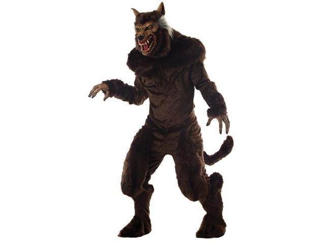 Costumes For All Occasions MR148106 Deluxe Werewolf Costume