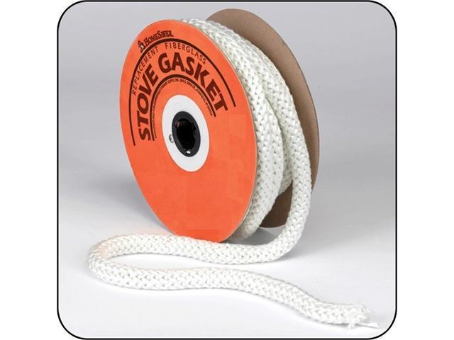 Chimney 81223 HomeSaver Gasket Rope - .5 Inch x 88Ft