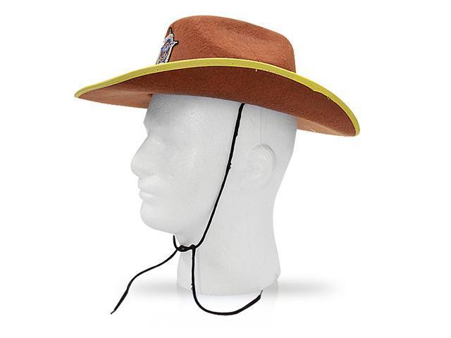 Dress Up America 466 Sheriff/Cowboy Hat - Size Kids