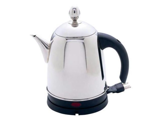 Precise Heat 1.5 Liter Electric Wtr Kettle