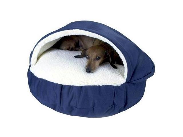 Snoozer SN-87100 Snoozer Cozy Cave - Large-Navy