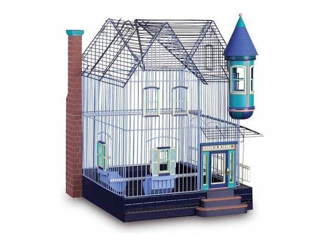 Prevue Hendryx PP-294 Featherstone Heights Victorian Bird Cage