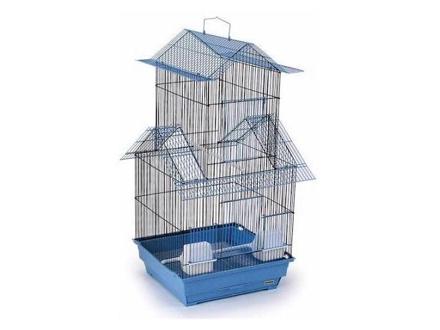 Prevue Hendryx Beijing Bird Cage Blue and Black - SP41730-1