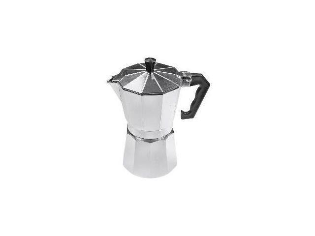 Mbr BC-17730 Espresso Maker 6 Cup Aluminum