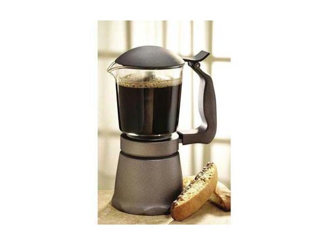 Epoca PES-4806 P Glasstop Coffee Maker 6C