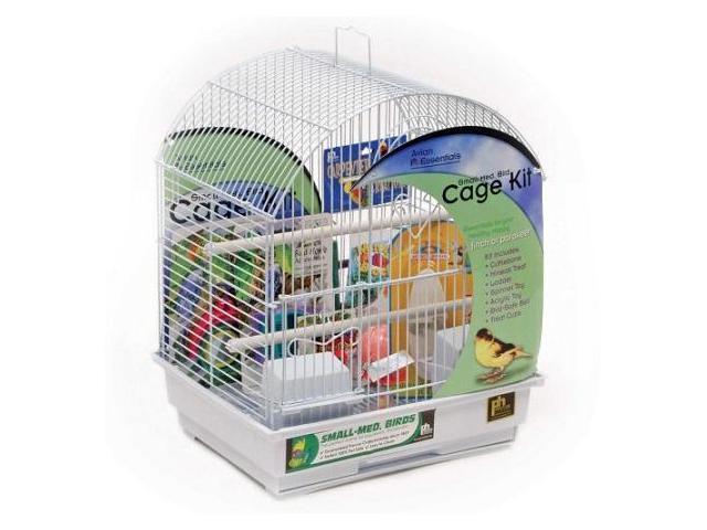 Prevue Hendryx PP-91102 Round Roof Bird Cage Kit