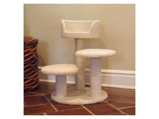 Majestic Pet MP-8041 Majestic 27 Inch Bungalow Cat Tree