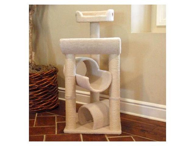 Majestic Pet MP-8043 Majestic 44 Inch Bungalow Cat Tree