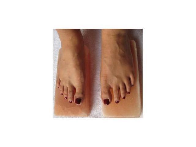 Sunrise Wholesale Merchandise DL5232 Himalayan Salt Foot Detoxification Blocks