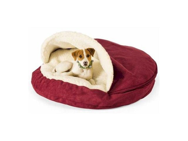 Snoozer SN-87481 Snoozer Luxury Cozy Cave - Extra Large- Olive