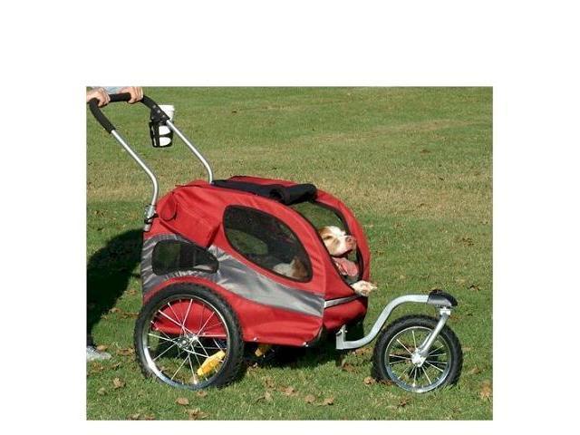 Solvit 62317-PS Hound About Medium Pet Stroller