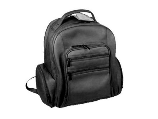 David King & Co 349B Oversized Laptop Backpack- Black