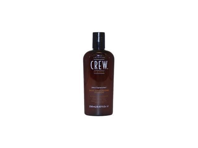 American Crew 110027 Daily Moisturizing Shampoo by American Crew for Men - 8.45 oz Shampoo
