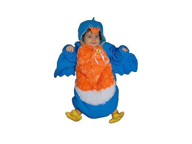 Dress Up America 404-12mo Infant Bluebird - Size 0-12 Months