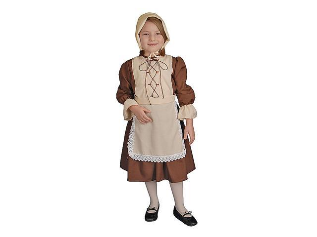 Dress Up America 445-S Colonial Girl - Small 4-6