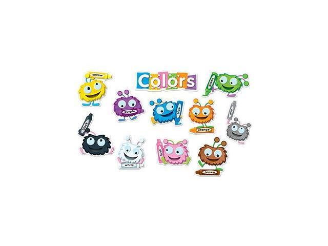 Carson Dellosa CD-110173 Color Critters Bb Set
