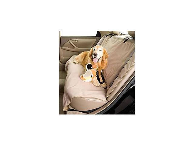 Duragear 2560 Fleece Rear Seat Cover - 56 Inch - Sand