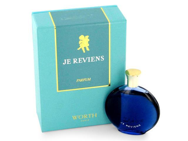 je reviens by Worth Pure Perfume 1/2 oz