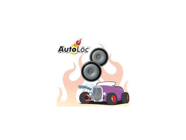 Autoloc HORN14 12v Vintage Disc Horns