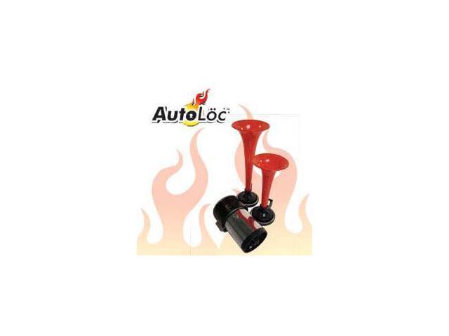 Autoloc HORN11 Dual Tone Air Horn W/ Compressor