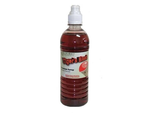 Victorio VKP1082 Tiger's Blood Syrup