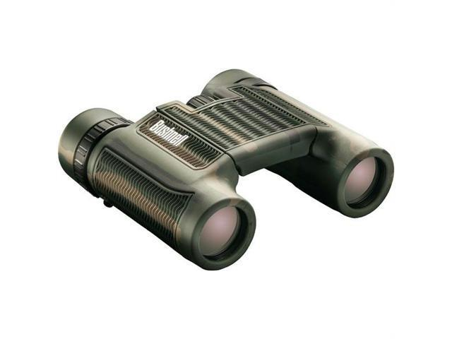 Bushnell 130106 H2O Black Roof Prism Compact Foldable Binoculars - 1- X 26Mm