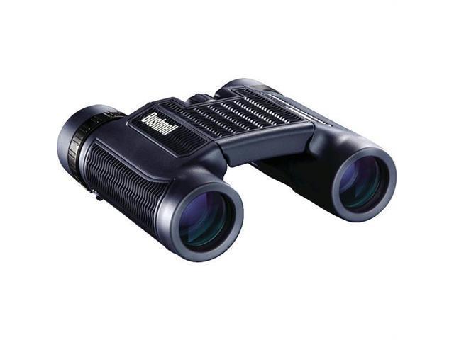 Bushnell 138005 H2O Black Roof Prism Compact Foldable Binoculars - 8 X 25Mm