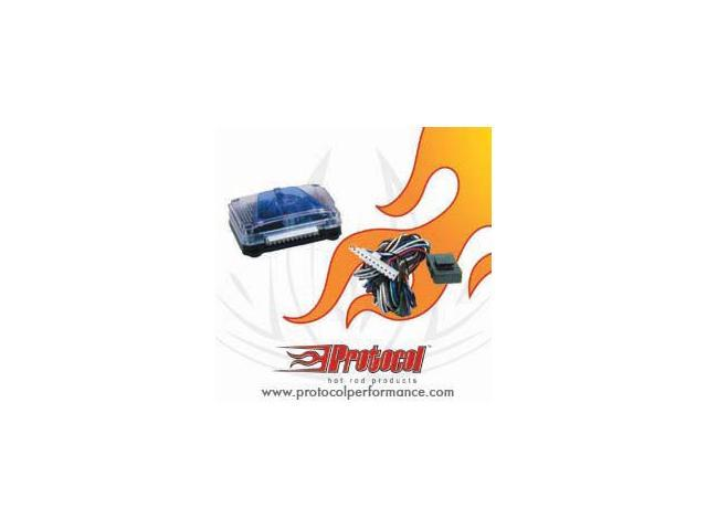 Protocol PPPFLAME2 Protocol Dual Exhaust Flame Thrower Kit