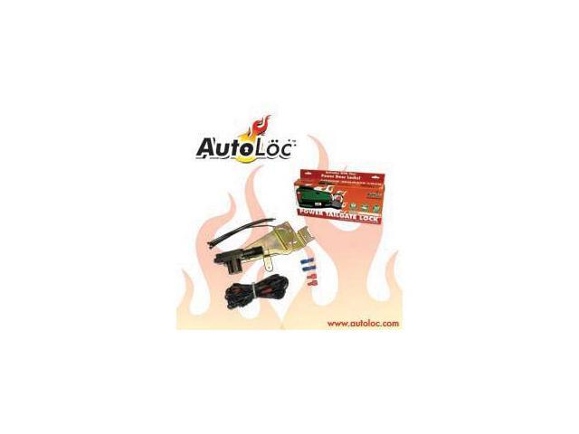 Autoloc TL9 Tailgate Tailoc 1987-1996/1998 F150f250f350 / 1993 And Up Ford Ranger / 1994 And Up Mazda B Series