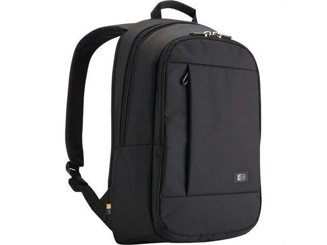 Case Logic MLBP-115BLK 15.6 in. Notebook Backpack - Black
