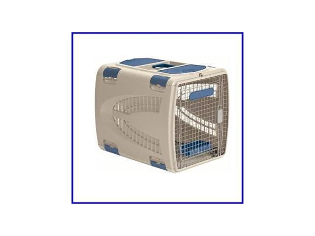 Suncast PCS2417 24 in. Pet Carrier Square Lt. Ta - Pack of 1