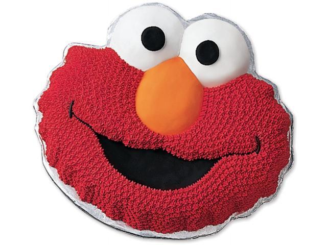 """Wilton W3461 Novelty Cake Pan Elmo 13.5"""" x 10.5"""" x 2"""""""